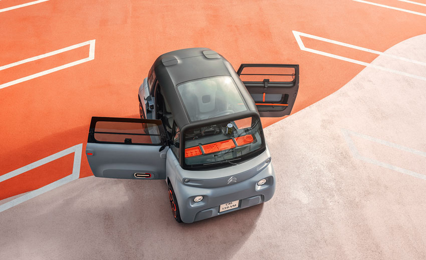 coches eléctricos sin carnet