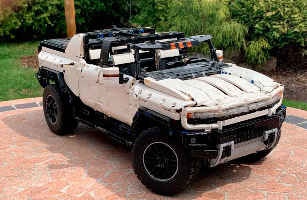 hummer electrico