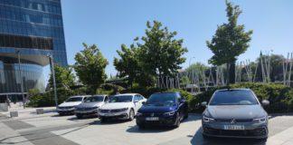 híbridos enchufables de Volkswagen