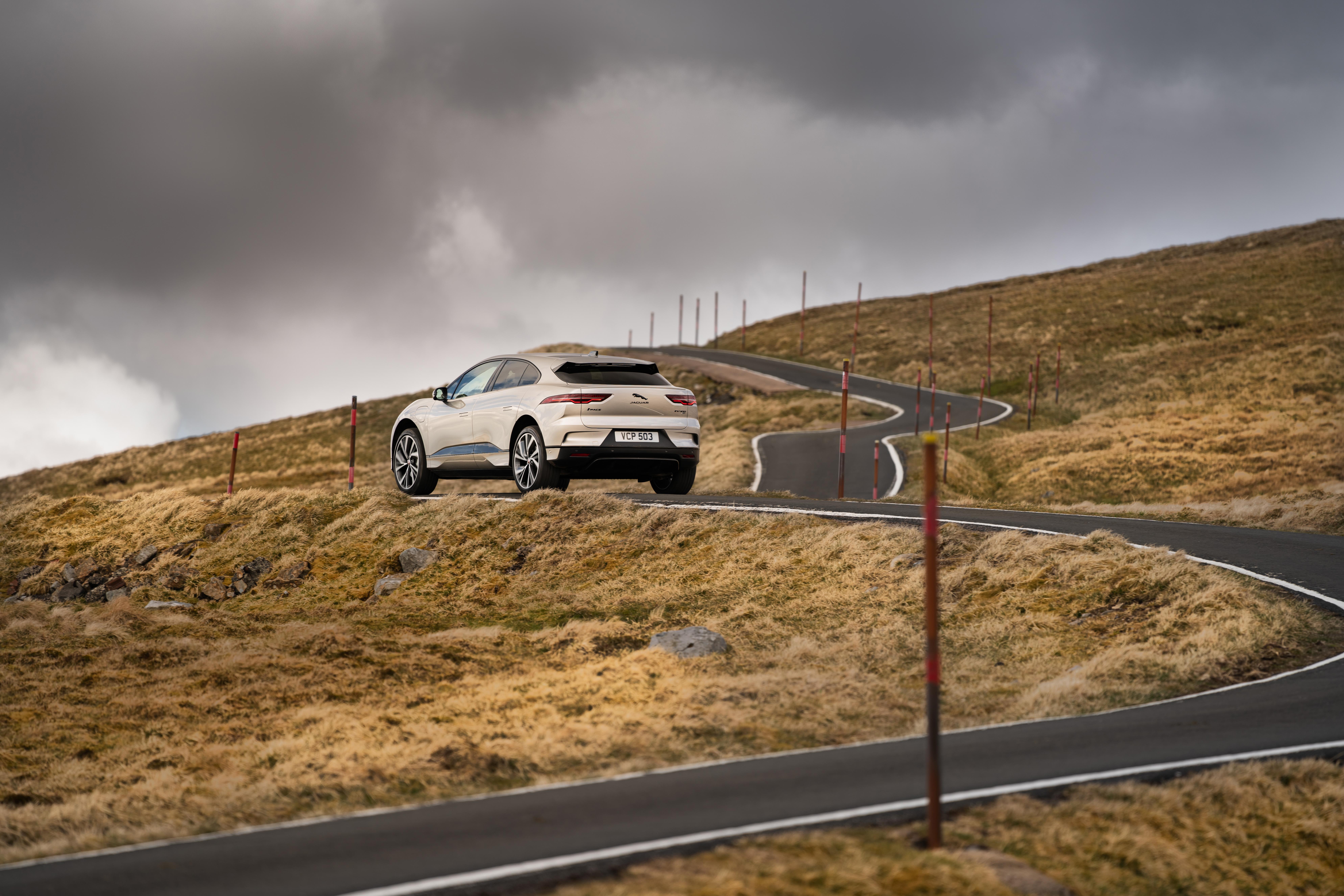 coches electricos carretera