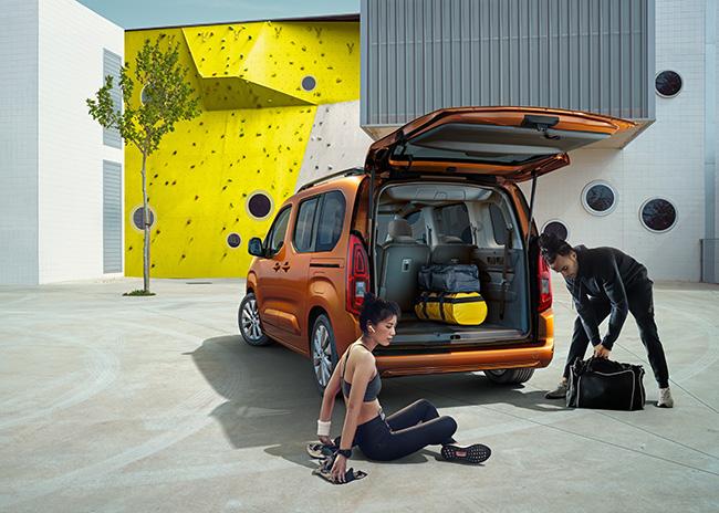 Opel Combo-e Life COCHE ELÉCTRICO