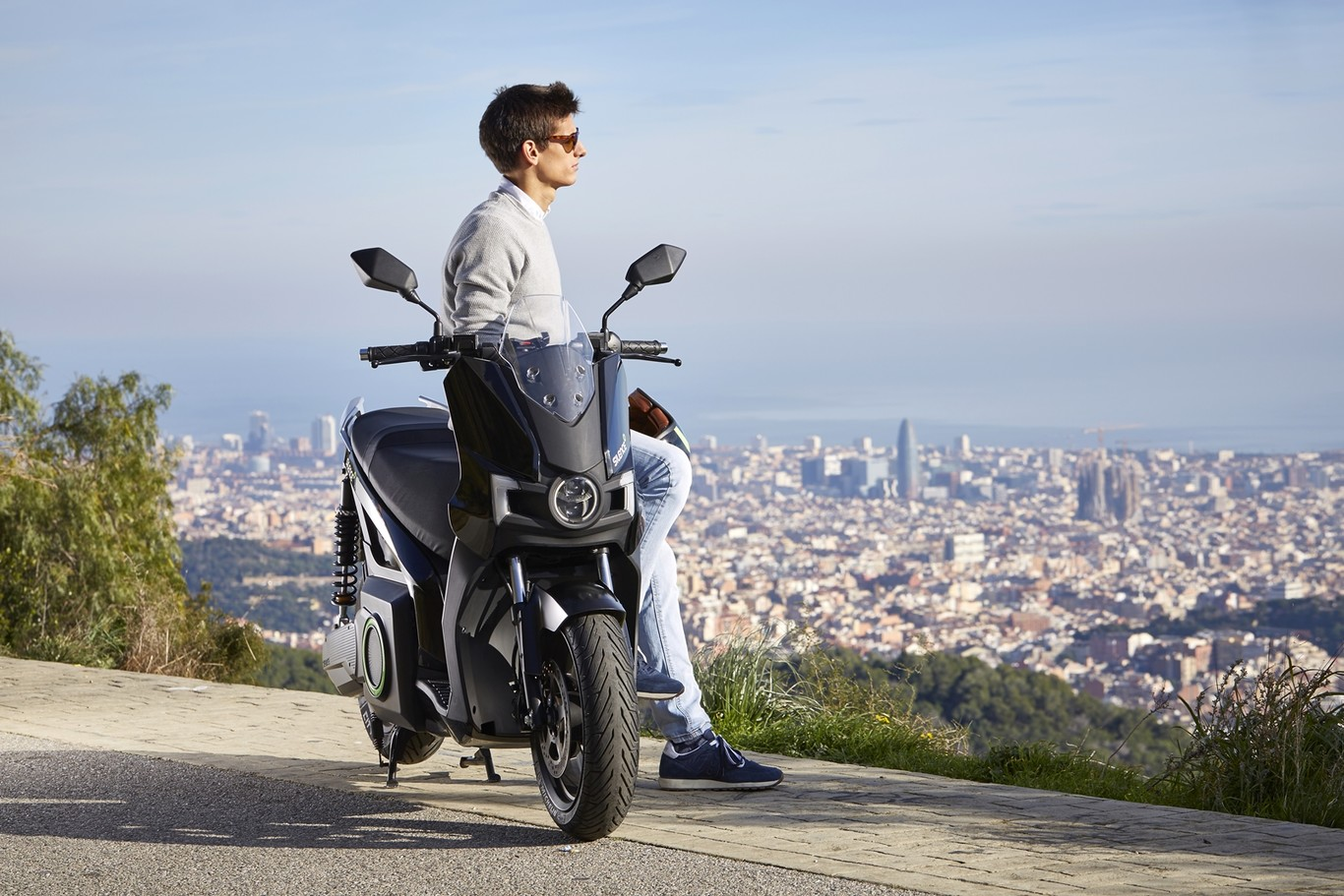 scooter electrica 2021