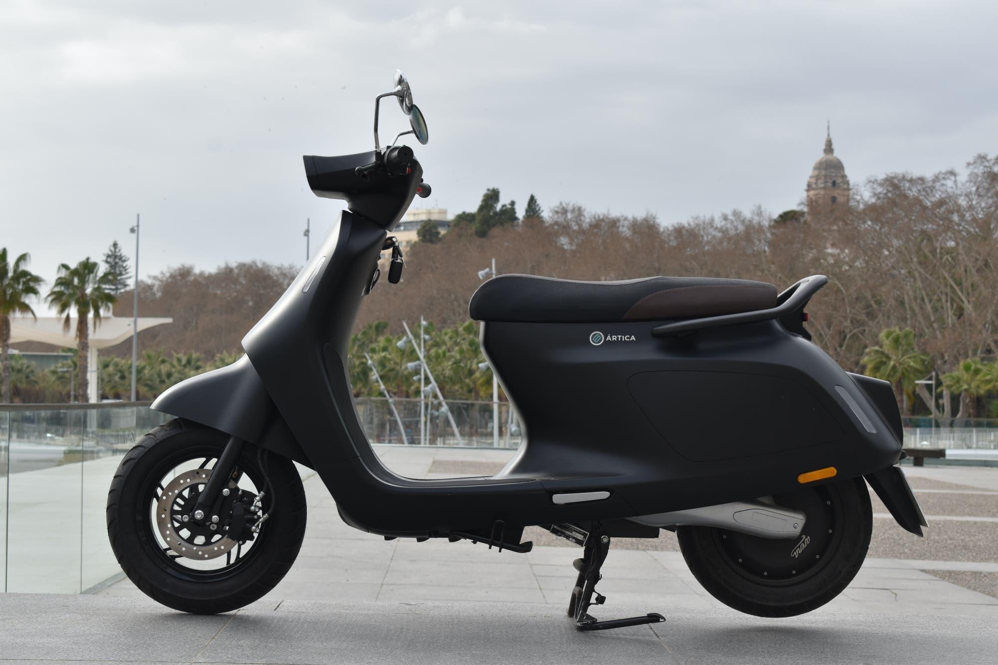 motos eléctricas más económicas
