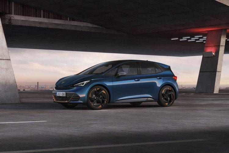 cupra born coche electrico 2021