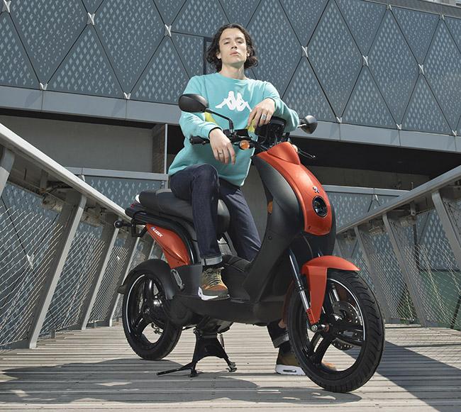 Peugeot e-Ludix ciclomotores electricos baratos