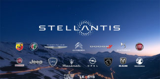 Marcas de Stellantis.