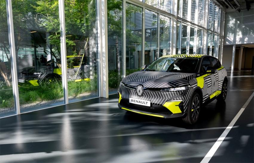 Renault Mégane E-Tech Electric. coches eléctricos
