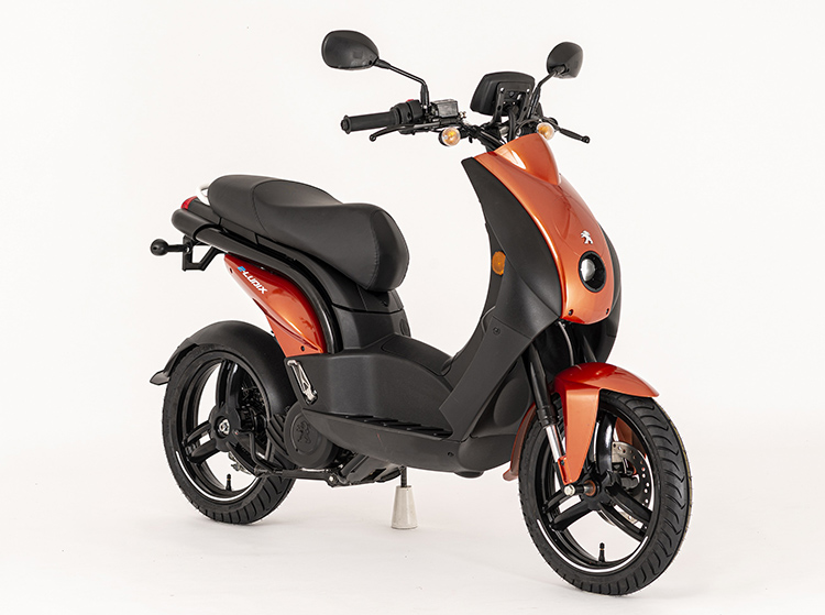 ciclomotores eléctricos