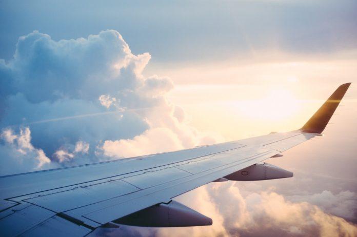 motor eléctrico para aviones comerciales