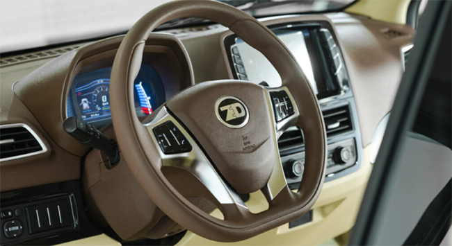 Invicta D2S diseño interior coche chino barato