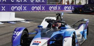 Maximilian Guenther (DEU), BMW I Andretti Motorsports. Décima carrera en Nueva York.