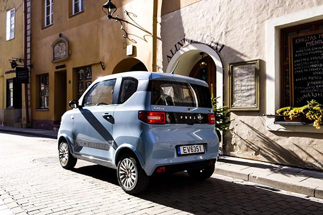 Dartz Freze Nikrob. nuevo coche electrico