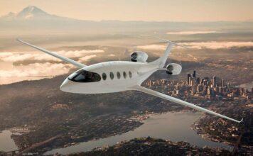 aviones 100% eléctricos