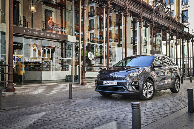 Kia e-Niro coche electrico