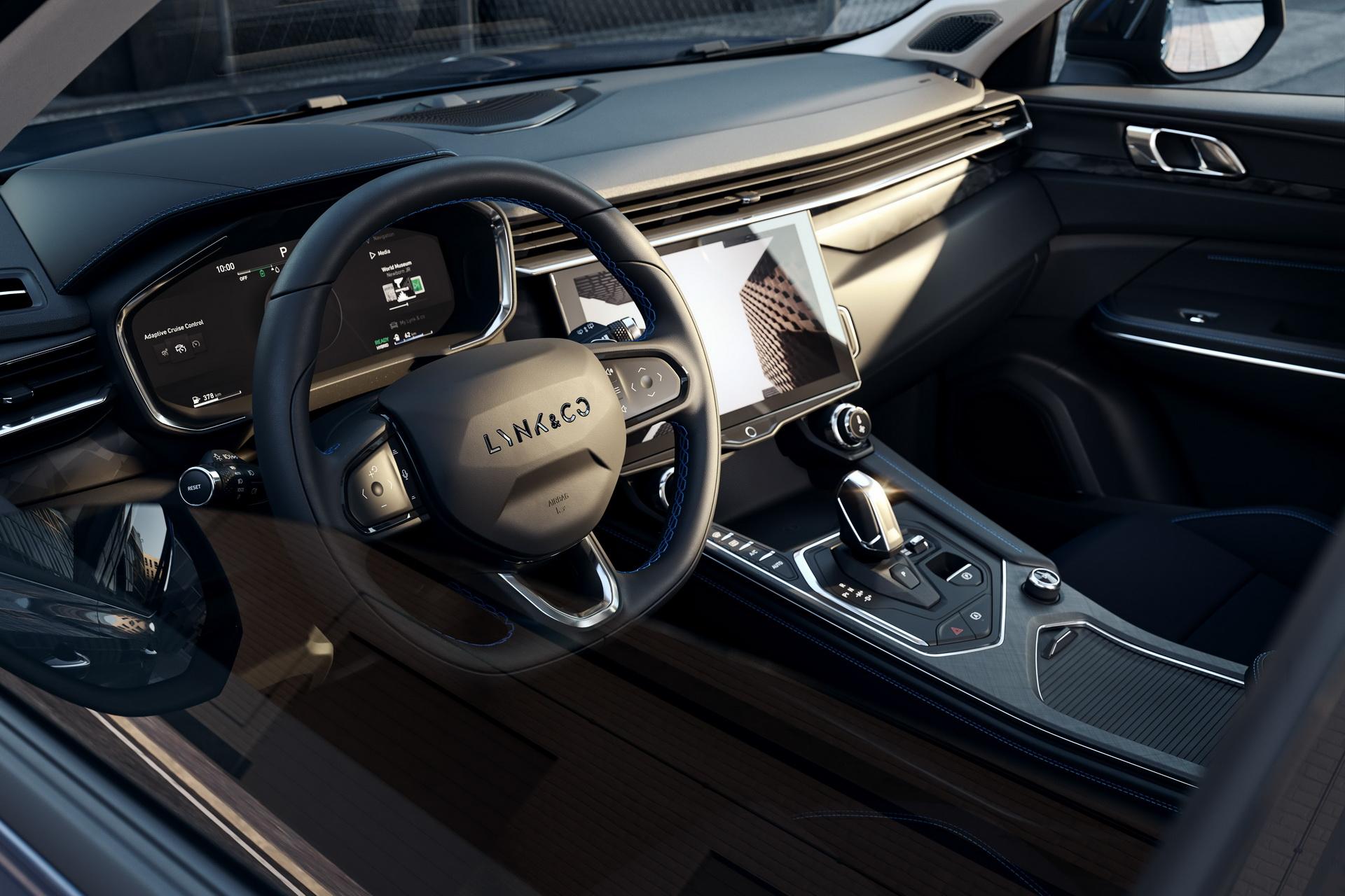 coches electricos interior