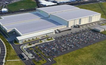 Nissan presenta EV36Zero, el hub de vehículos eléctricos en UK.