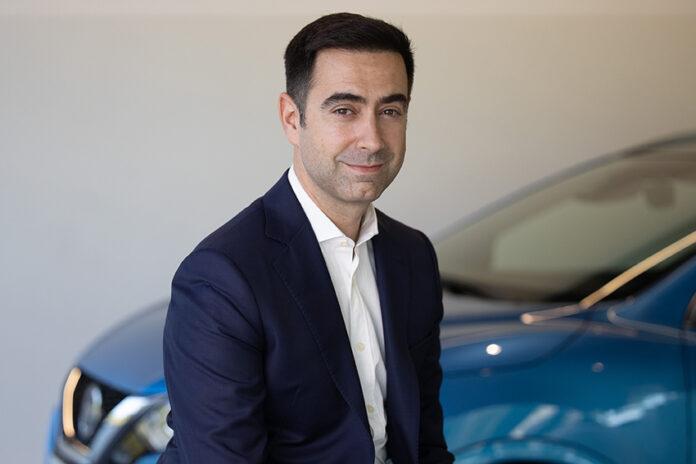 Segundo Mateos, director de Marketing de Nissan Iberia.