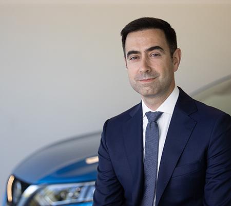 Segundo Mateos. Nissan Iberia