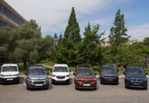 Vigo fabricará 6 comerciales eléctricos
