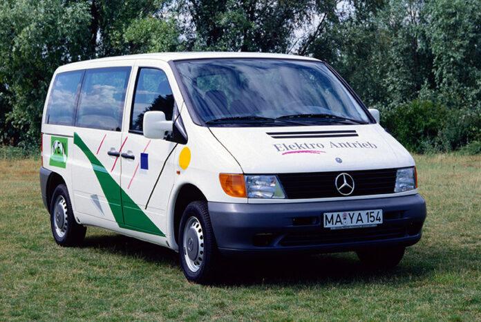 Mercedes Vito 108 E.