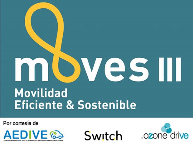 La APP de AEDIVE facilita la información a quienes están interesados en las ayudas del MOVES III.