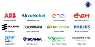 Alianza de CEOs europeos.
