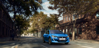 Para recargar un Peugeot e-208, necesitaríamos instalar cinco placas solares capaces de producir 450 kWh anualmente, cada una.