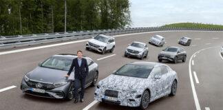 Ola Källenius, CEO de Daimler AG y Mercedes-Benz AG