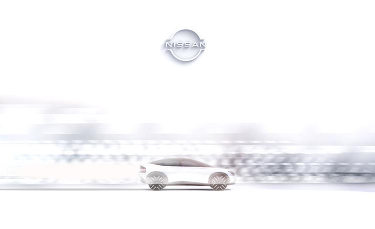 Teaser del nuevo crossover de Nissan.
