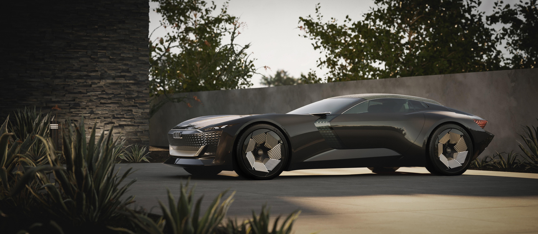 Audi skysphere concept coches electricos