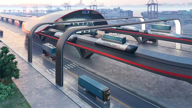 Hyperport e hyperloop