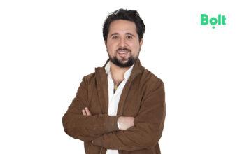 Santiago Páramo, director de Micromovilidad de Bolt.