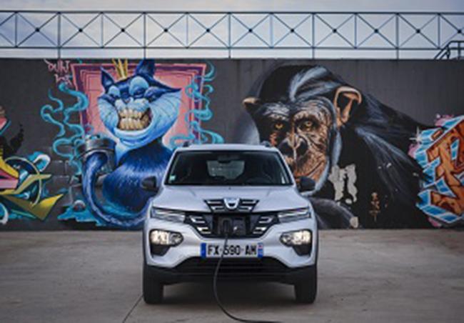 El Dacia Spring estará en VEM2021.