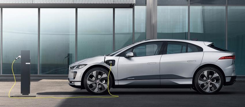 coches electricos jaguar