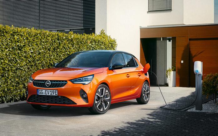 Opel Corsa-e estará en VEM2021