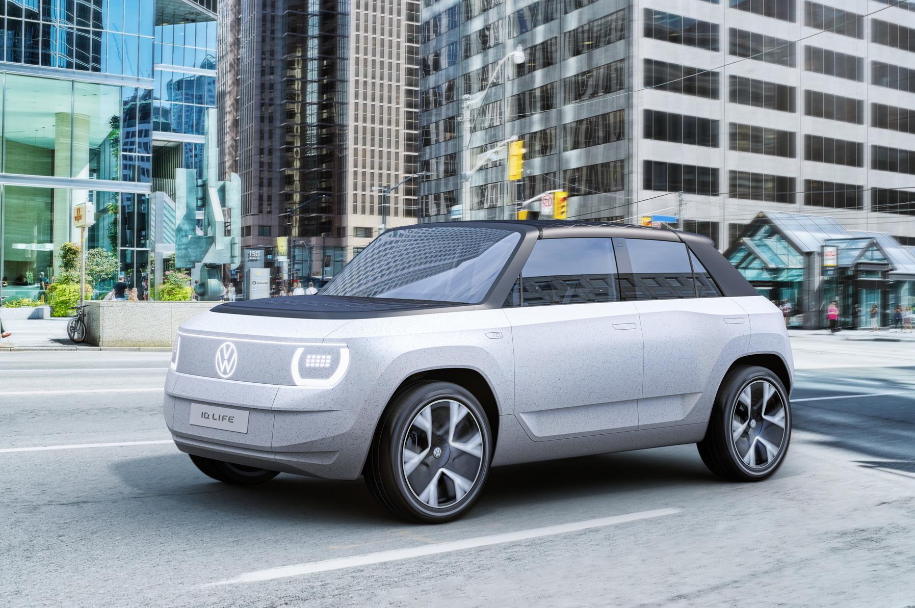 coches electricos volkswagen