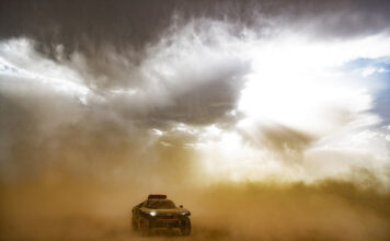 Audi RS Q e-tron Marruecos