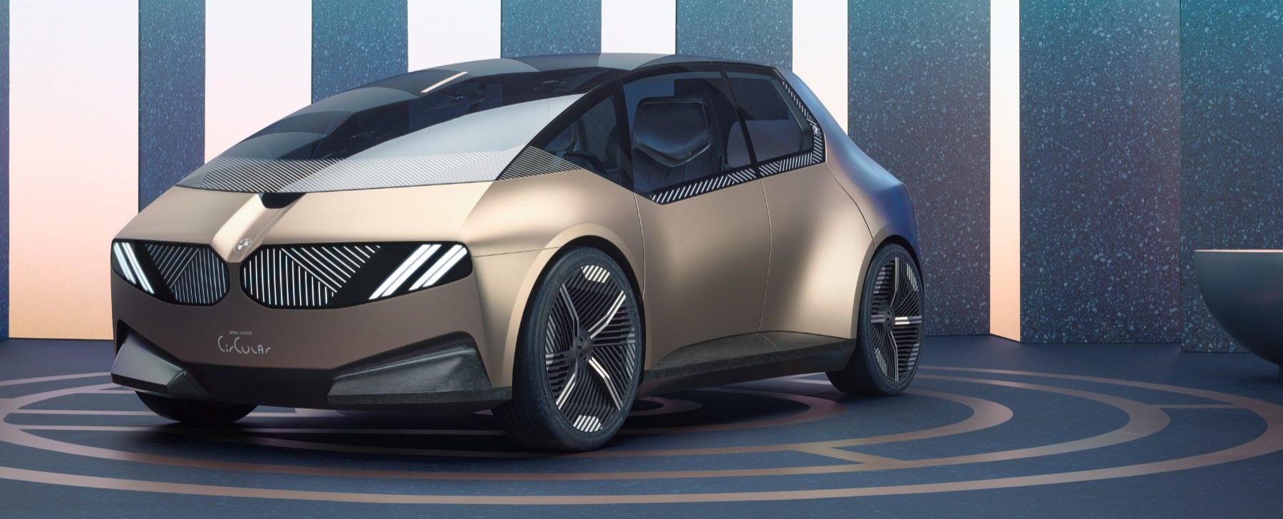 BMW i Vision Circular coches electricos munich
