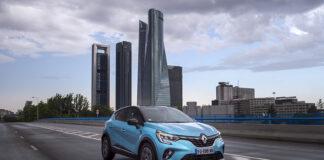 Renault Captur E_TECH