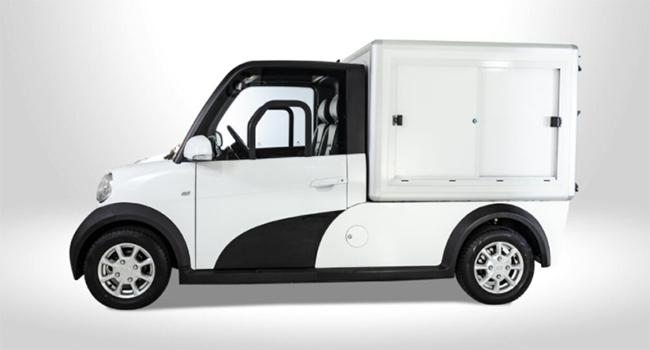 Invicta Eidola vehículos comerciales eléctricos