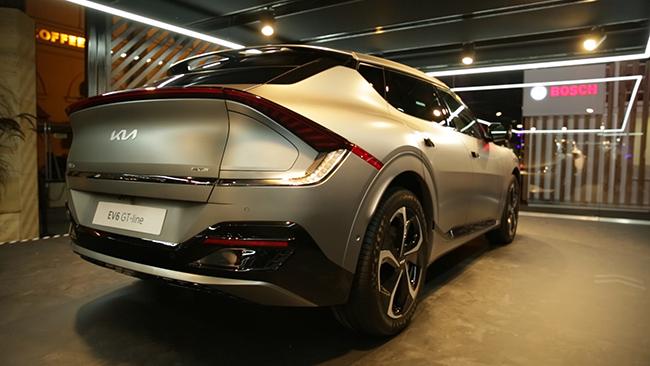 Kia EV6 coches electricos