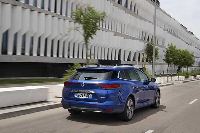 Renault Mégane Sport Tourer.