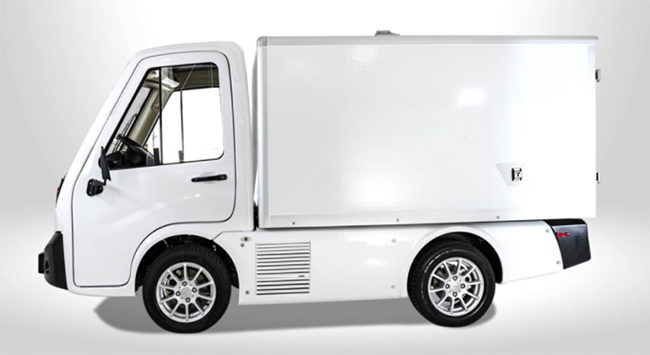 Invicta Metro coche electrico comercial pequeño