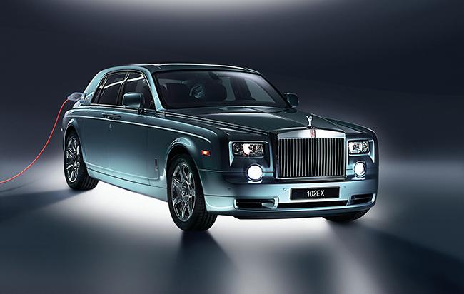 Rolls-Royce Phantom 102EX.
