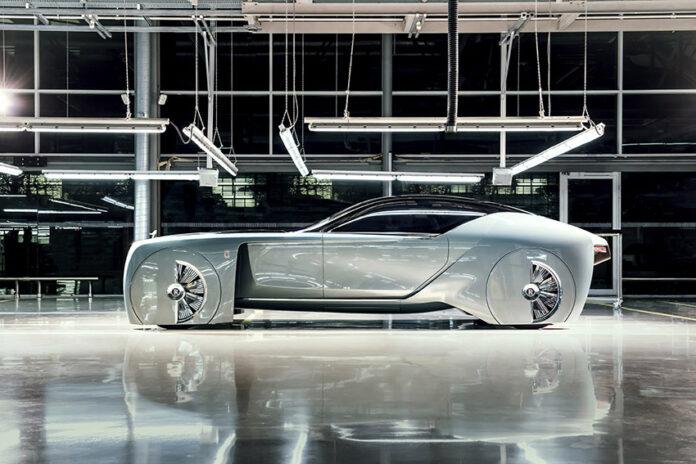 Rolls-Royce Vision Next.