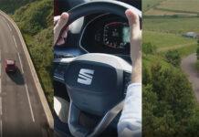 Consejos SEAT para afrontar las curvas