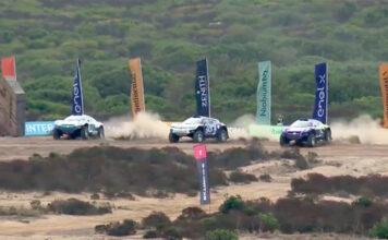 Enel X Island X Prix de la Extreme E en Cerdeña