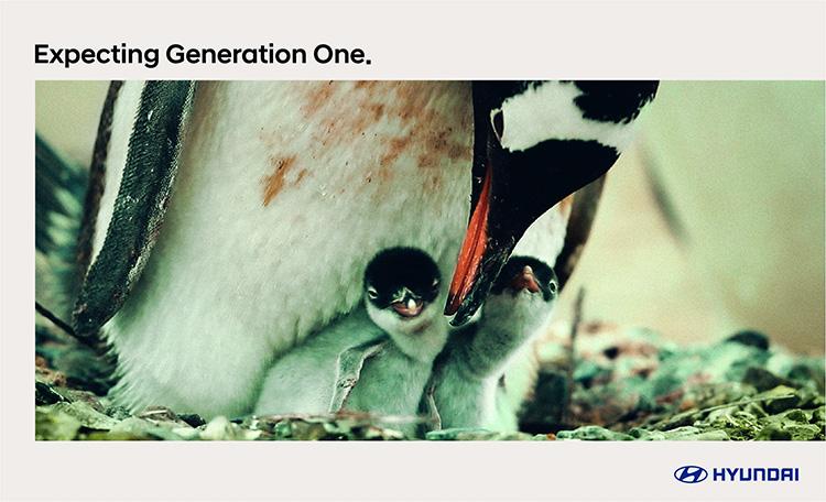 Expecting Generation One, la nueva campaña publicitaria de Hyundai