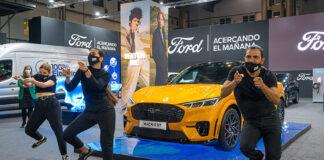 Ford Automobile Barcelona