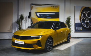 Nuevo Opel Astra Hybrid.